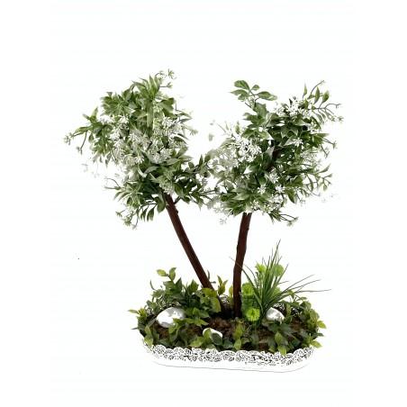 Bonsaï Artificiel Ficus à 2...