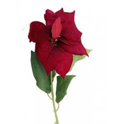 Poinsettia Rouge 56 cm