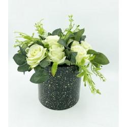 Pot Floral en Verre...