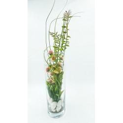 Mini Vase Plante verte 6