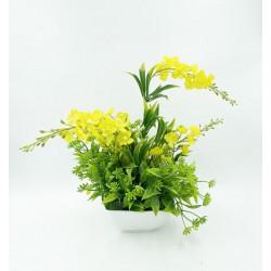 Mini Vase Plante verte 8
