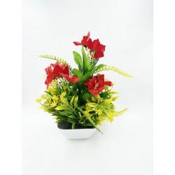 Mini Vase Plante verte 9