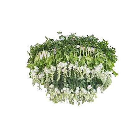 Suspendu Floral 04