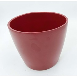 Cache pot céramique oval...